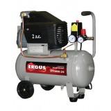 Storm-24 электрический компрессор в аренду ресивер 24 литра