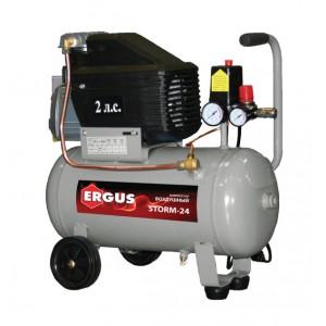 Аренда электрического компрессора Quattro Elementi Storm-24