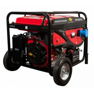 Аренда бензинового генератора 5 кВт 220 Вольт