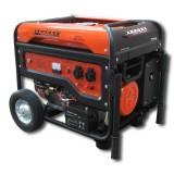 Бензиновый генератор 6.5 кВт в аренду